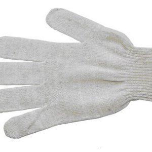 Перчатки рабочие трикотажные без ПВХ, 4 нити, 100% х/б. Цена без НДС.
