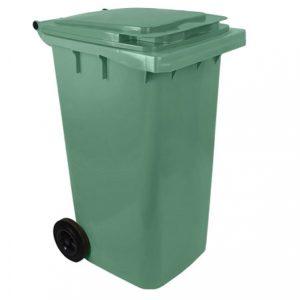 Мусорный контейнер 240 литров, цена без НДС