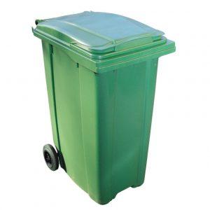 Мусорный контейнер 360 литров. Цена без НДС.