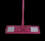 Швабра для пола Эконом с насадкой из микрофибры (телескоп.рукоятка), цена без НДС
