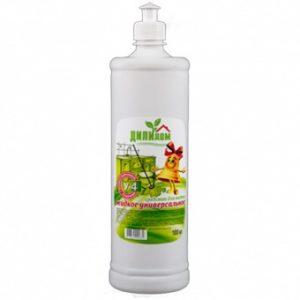 Средство для мытья жидкое универсальное У-4, 1000 мл, (белая фрезия), цена без НДС.