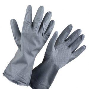Перчатки КЩС тип II (кислотощелочестойкие), цена без НДС. Только по безналу.