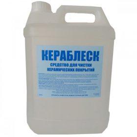 Средство для очистки керамической плитки и сантехники