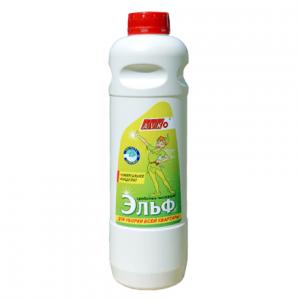 Средство моющее для уборки Эльф концентрат 1л, цена без НДС