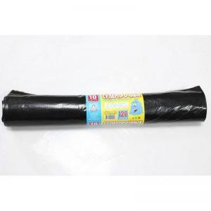 Мешок д/мусора Суперпрочные 120л  40 мкм  10 шт./уп, цена без НДС