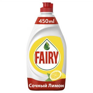 Средство для мытья посуды Fairy, 450 мл. Цена без НДС.