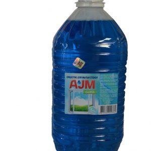 Средство для мытья стекол AJM, 5 л. Цена без НДС.